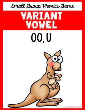 Variant Vowel U: ROO!
