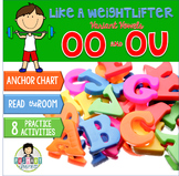 Variant Vowels: oo, ou ~Phonics~ Activity Pack