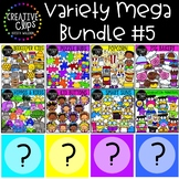 Variety Bundle #5 ($50.00+ Value) {Creative Clips Clipart}