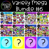 Variety Bundle #6 ($50.00+ Value) {Creative Clips Clipart}