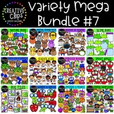 Variety Bundle #7 ($58.00 Value) {Creative Clips Clipart}