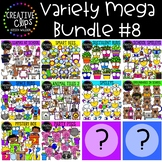 Variety Bundle #8 ($50.00 Value) {Creative Clips Clipart}