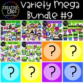 Variety Bundle #9 ($50.00 Value) {Creative Clips Clipart}