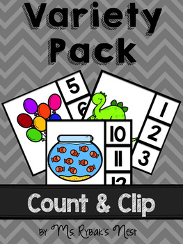 Variety Count and Clip