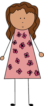 Variety Girls clip art new and fun!