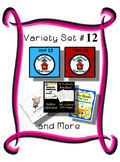 Variety Set #12 - Preschool - Early Kinder - Special Ed Friendly Resources - PbN