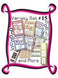 Variety Set #15 - Room Decor Plus Set 1 - Theme - Borders - Beach & More