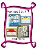Variety Set #7 - Preschool - Early Kinder - Special Ed Friendly Resources - PbN
