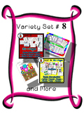 Variety Set #8 - Preschool - Early Kinder - Special Ed Friendly Resources - PbN