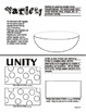 Variety and Unity (Principles of Art/Design) Worksheet (USA spelling)