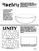 Variety and Unity (Principles of Art/Design) Worksheet (US