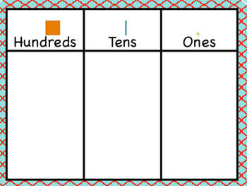 Place Value Mat Variety