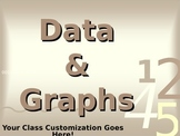 MATH GRAPHS & DATA Introduction to Various Graph Types PowerPoint PPT