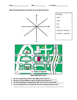Various Map Skills