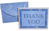 Various Note Cards FREEBIE with envelope, happy birthday, thank you