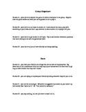 Various Role Play Scenarios