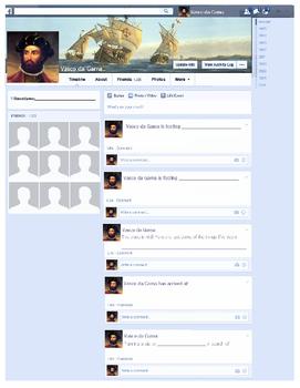 Vasco da Gama Facebook Page