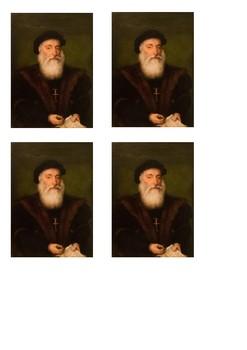Vasco da Gama Word Search