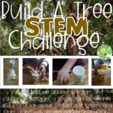 Vascular Tissue- Plant Adaptations- Build A Tree STEM Challenge