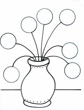 Vase of Circles