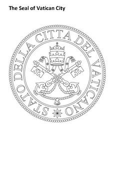 Vatican City Handout