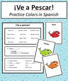 Ve a Pescar - Go Fish for the Spanish classroom