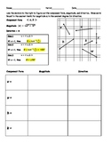 Vector Basics Worksheets