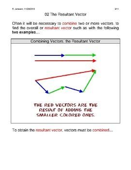 Vector Combining