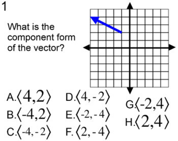 Vector Introduction, 9 Assignments and 4 Lessons for Power Point