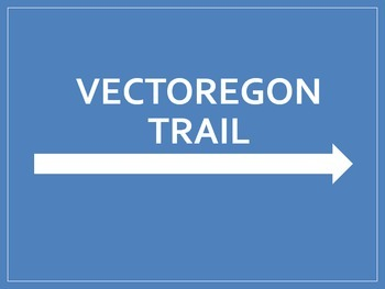 Vector Oregon Trail (Vector Math Game)