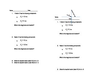 Vector Quiz