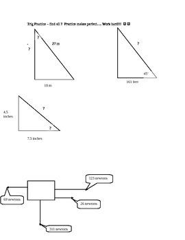 Vector Solution Practice