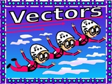 Geometry PowerPoint: Vectors with GUIDED NOTES/DISTANCE LE