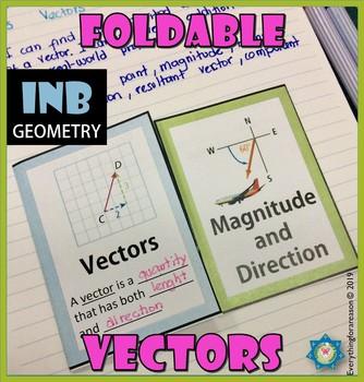 Vectors Foldable