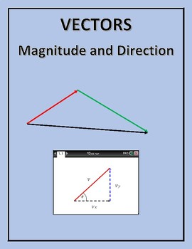 Vectors - Magnitude and Direction (Quiz)