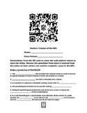 Vectors-Science of the NFL QR Code Video Worksheet