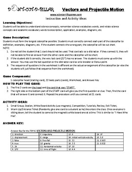 answer key to projectile simulation lab activity