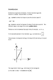 Vectors for  IBH mathematics : Introduction