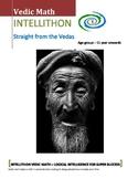 Vedic Math - The Innovative Math Level 1/Trainer Manual