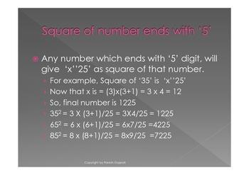 Vedic Mathematics - an easy way to learn mathematics