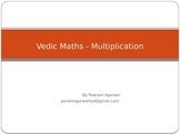 Vedic Maths - multiplication