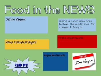 Vegan in the News