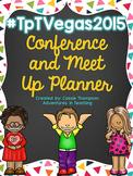 Vegas Conference Planner- FREEBIE