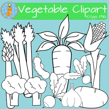 Vegetable Clipart