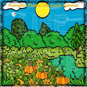 Vegetable Garden Life Cycle Spinner Bundle #1