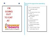 Dunkin Donuts Dollar Up Menu Math