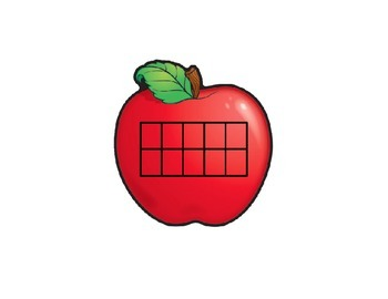 Vegetable/ Fruit/ Fall Tens Frames