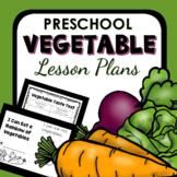 Vegetable Theme Preschool Lesson Plans