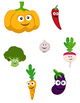 Vegetables Clipart