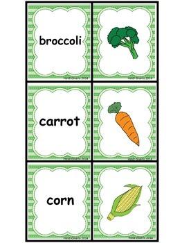 Vegetables Concentration